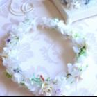 ボヌールブライダル花冠