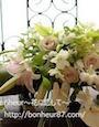 ウエディング会場装花