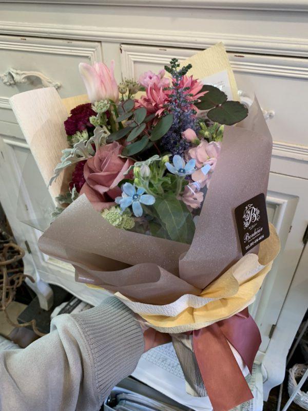 大切な想いをお花で形にします 福岡市 花屋 ボヌール;