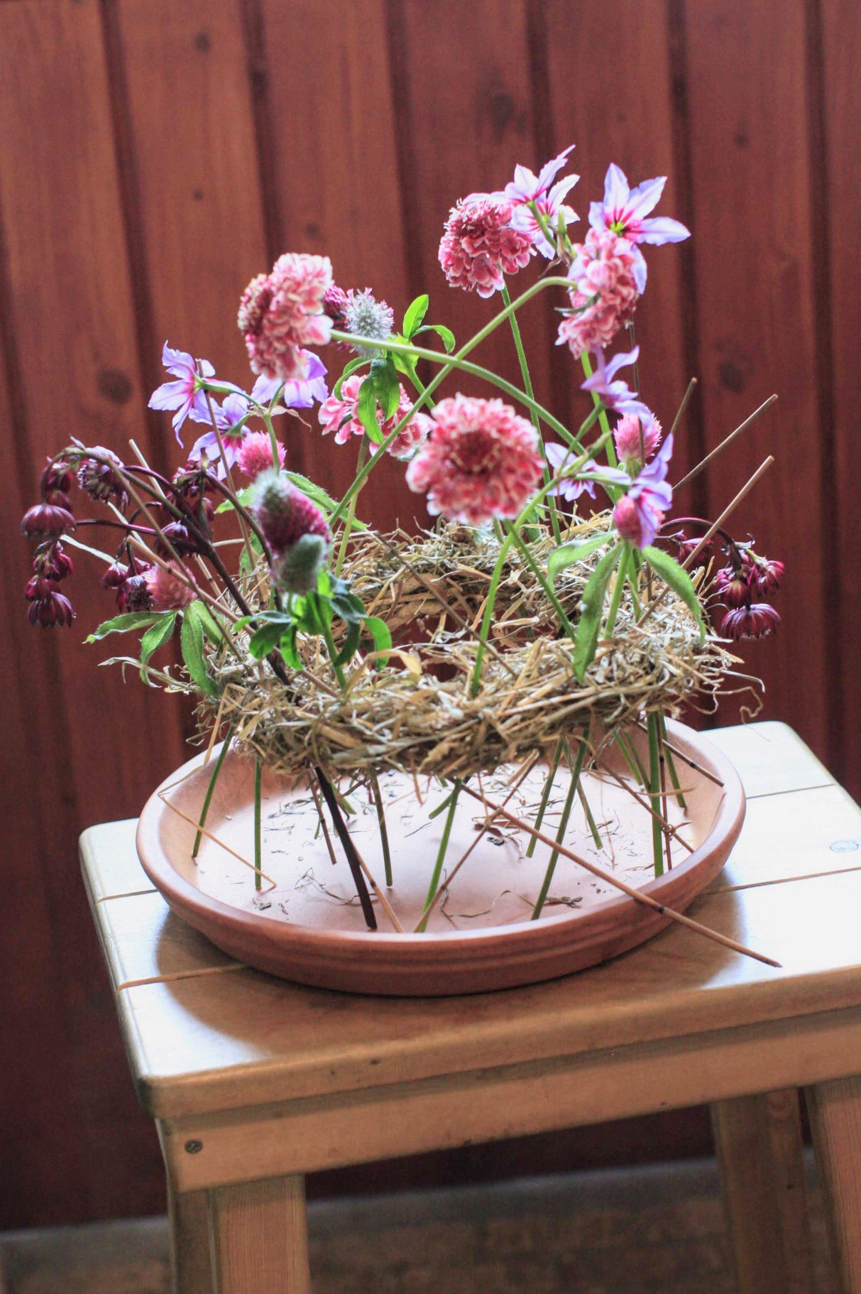 植物造形デザイン 福岡 フラワーアレンジ教室;